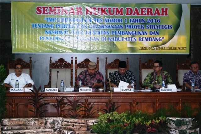 Seminar Hukum